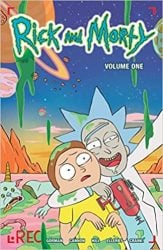 Rick and Morty Volume 1 Rick and Morty Comics Reading Order
