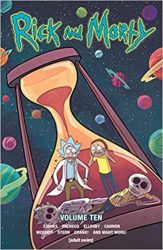 Rick and Morty Volume 10 Rick and Morty Comics Reading Order