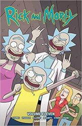 Rick and Morty Volume 11 Rick and Morty Comics Reading Order