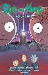 Rick and Morty Volume 2 Rick and Morty Comics Reading Order