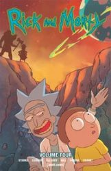 Rick and Morty Volume 4 Rick and Morty Comics Reading Order