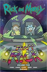 Rick and Morty Volume 5 Rick and Morty Comics Reading Order