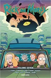 Rick and Morty Volume 7 Rick and Morty Comics Reading Order