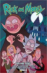Rick and Morty Volume 8 Rick and Morty Comics Reading Order