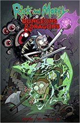 Rick and Morty vs Dungeons & Dragons Rick and Morty Comics Reading Order