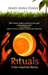 Rituals Faye Longchamp Archaeological Mysteries Book Series in Order