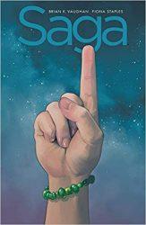 Saga Compendium One Brian K Vaughan Fiona Staples Books in Order