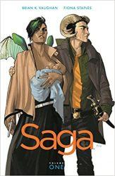 Saga Volume 1 Brian K Vaughan Fiona Staples Books in Order