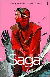 Saga Volume 2 Brian K Vaughan Fiona Staples Books in Order