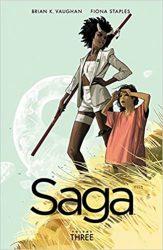 Saga Volume 3 Brian K Vaughan Fiona Staples Books in Order