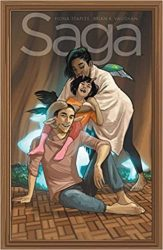 Saga Volume 9 Brian K Vaughan Fiona Staples Books in Order
