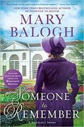 Someone to Remember Westcott Series in Order