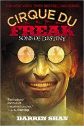 Sons of Destiny Cirque Du Freak Books in Order