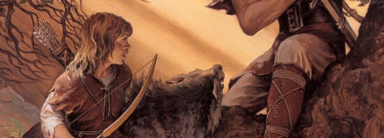 Tales of Rowan Hood Books in Order
