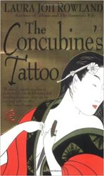 The Concubine's Tattoo Sano Ichiro Books in Order