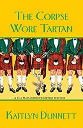 The Corpse Wore Tartan Liss MacCrimmon Books in Order