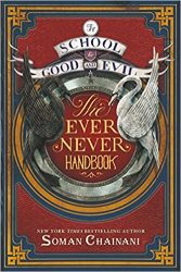 The Ever Never Handbook The School for Good and Evil Books in order