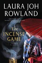 The Incense Game Sano Ichiro Books in Order