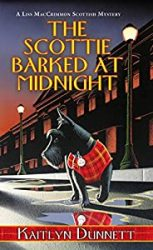 The Scottie Barked At Midnight Liss MacCrimmon Books in Order