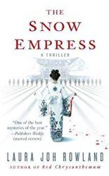 The Snow Empress Sano Ichiro Books in Order