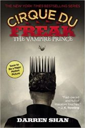 The Vampire Prince Cirque Du Freak Books in Order