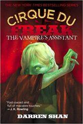 The Vampire's Assistant Cirque Du Freak Books in Order