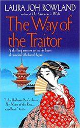 The Way of the Traitor Sano Ichiro Books in Order