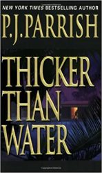 Thicker Than Water Louis Kincaid Books in order