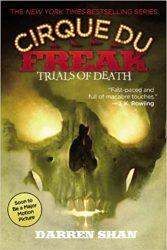 Trials Of Death Cirque Du Freak Books in Order