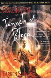 Tunnels of Blood Cirque Du Freak Books in Order