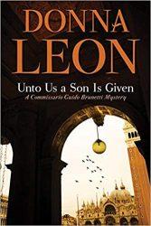 Unto Us a Son Is Given Guido Brunetti Books in Order