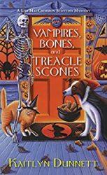 Vampires Bones and Treacle Scones Liss MacCrimmon Books in Order