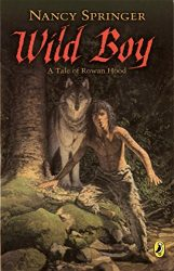 Wild Boy A Tale of Rowan Hood - Tales of Rowan Hood Book Series in Order by Nancy Springer