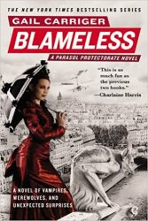Blameless The Parasol Protectorate Books in Order