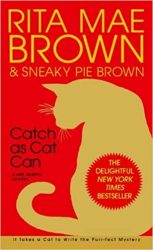 Catch as Cat Can Mrs Murphy Books in Order