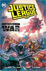 Justice League Vol 5 The Doom War Justice League of America