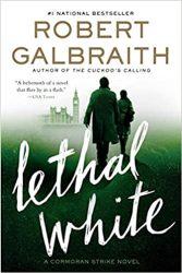 Lethal White Cormoran Strike Books in Order