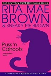 Puss n Cahoots Mrs Murphy Books in Order