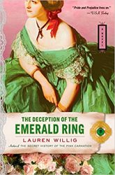 The Deception of the Emerald Ring Pink Carnation Books in Order