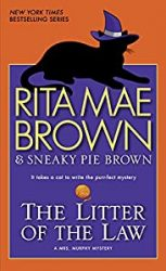 The Litter of the Law Mrs Murphy Books in Order