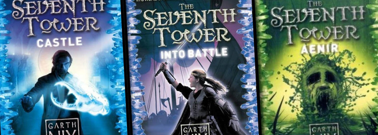 The Seventh Tower Books in Order