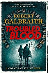 Troubled Blood Cormoran Strike Books in Order