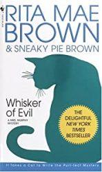 Whisker of Evil Mrs Murphy Books in Order