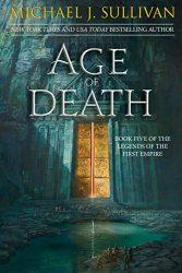 Age of Death Vol.5 - Riyria Books in Order