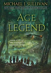 Age of Legend Vol.4 - Riyria Books in Order