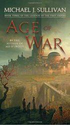 Age of War Vol.3 - Riyria Books in Order