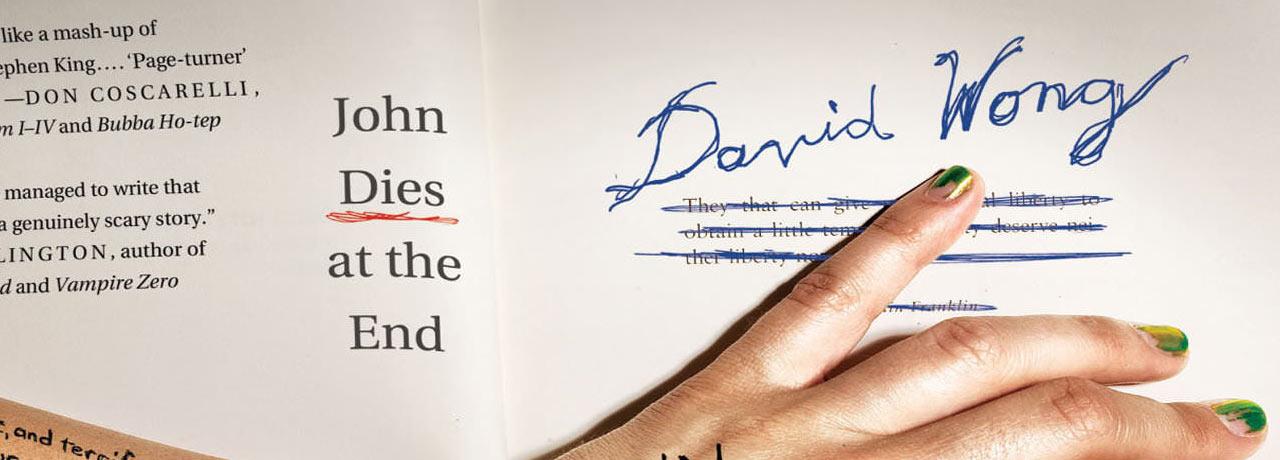 David Wong Books in Order