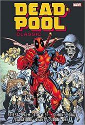 Deadpool Classic Omnibus Vol. 1