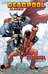 Deadpool Classic Vol 13 Deadpool Team-Up