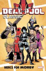 Deadpool Classic Vol 23 Mercs For Money - Deadpool Reading Order